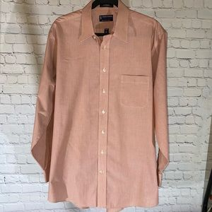 Men's Stafford Classic Fit Button Down Shirt